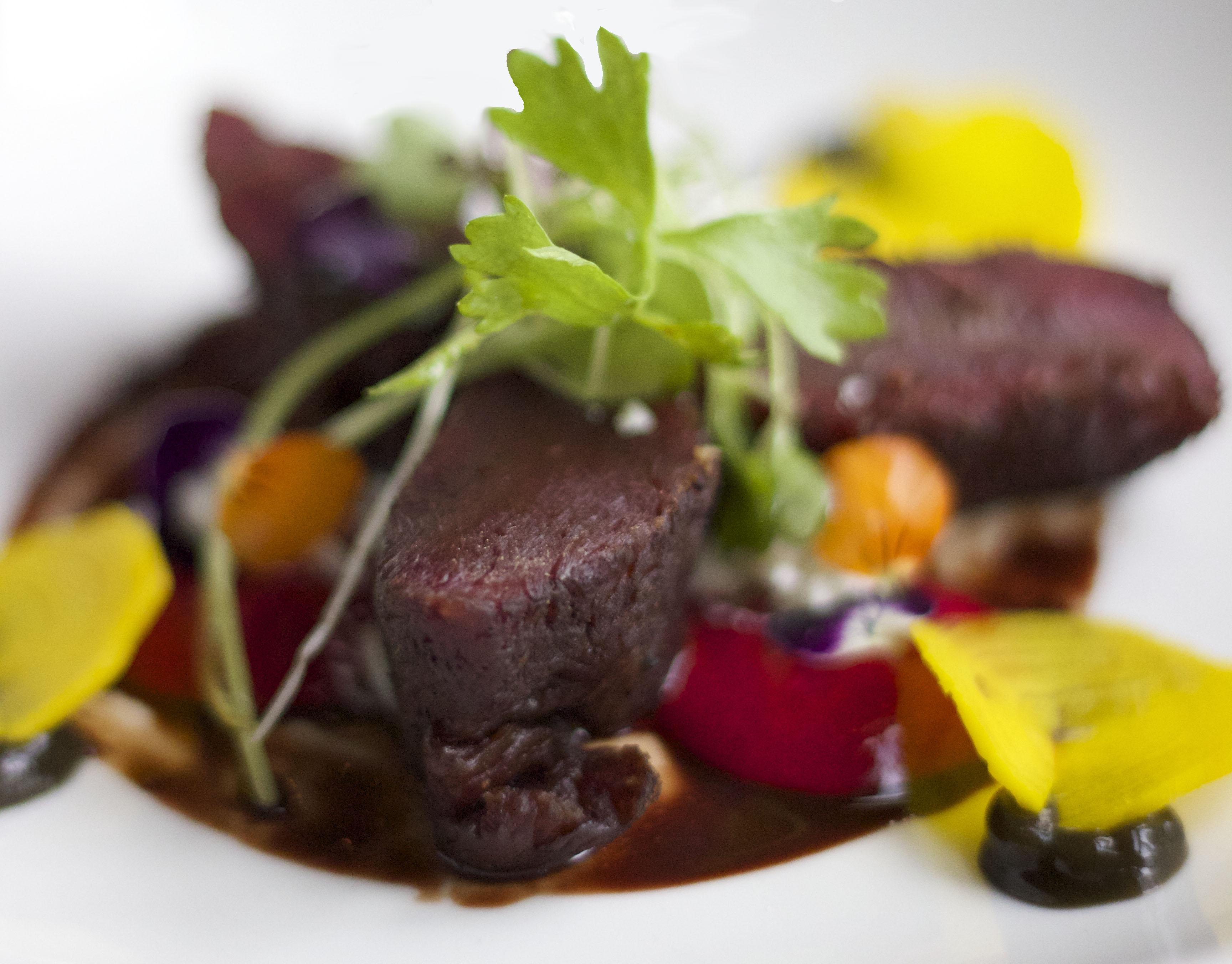 Kangaroo dish