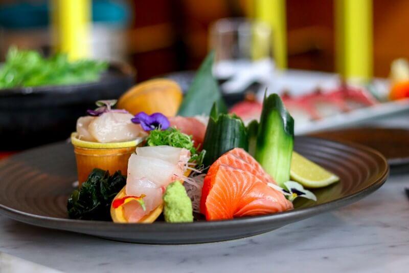 Six Course Degustation at Akachochin